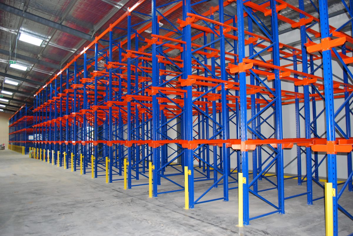 Drive In Pallet Racking 1