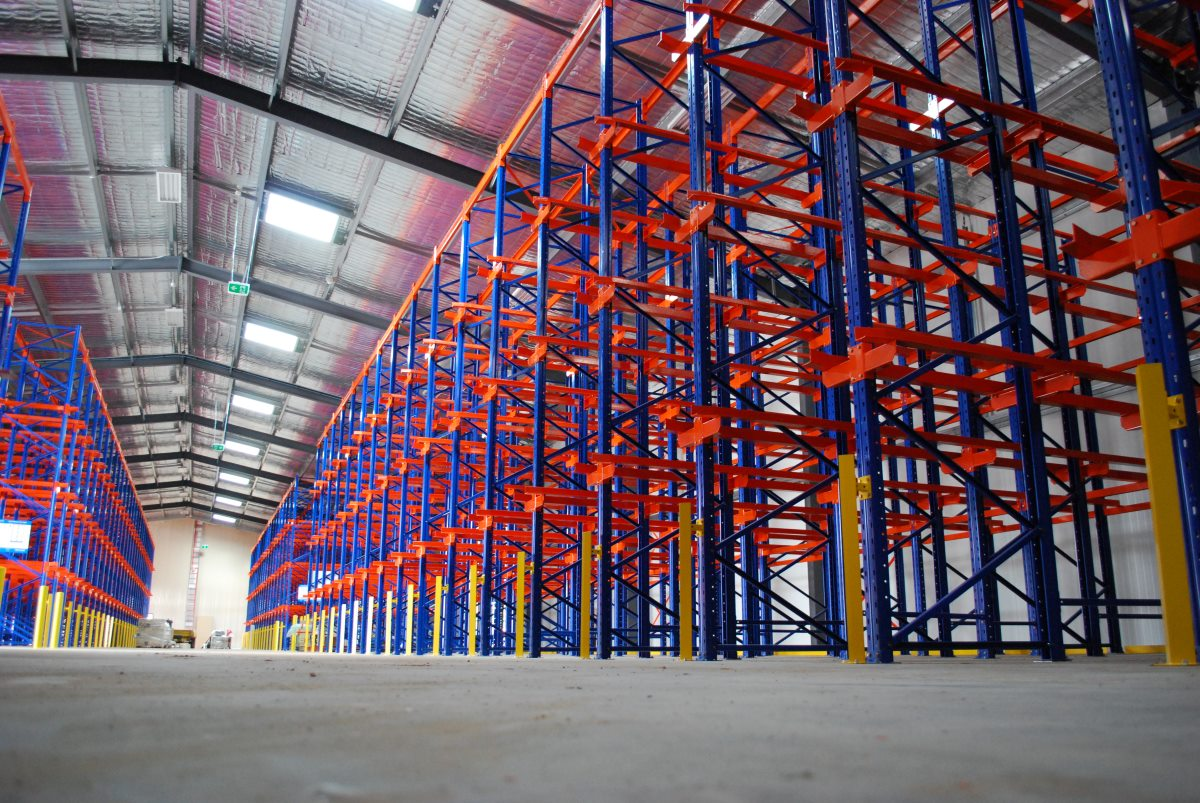 Drive In Pallet Racking 2