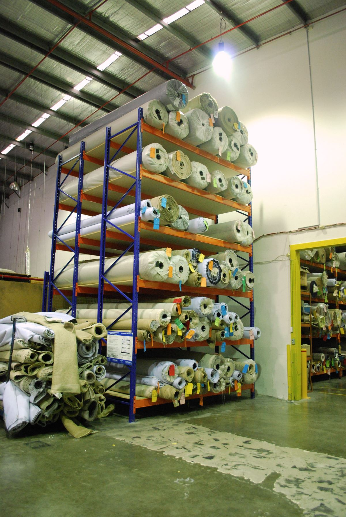 Carpet Racking Solutions Melbourne
