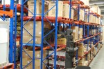 Double Deep Pallet Racking Solution