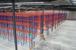 Narrow Aisle Pallet Racking 3