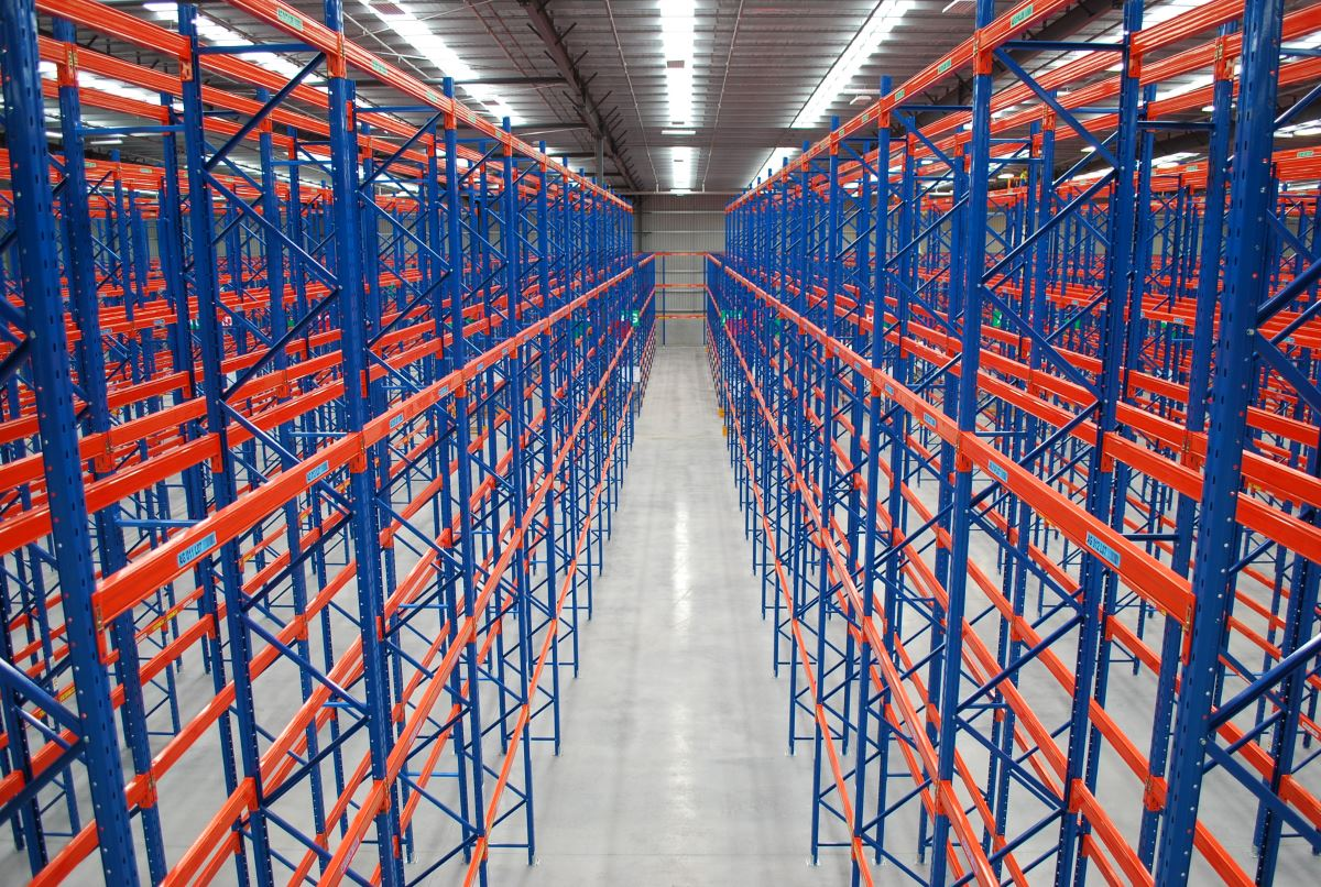 Narrow Aisle Pallet Racking Systems Melbourne