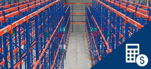 link to get a pallet racking quote