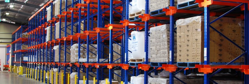 Image For The Post About How To Choose The Right Pallet Racking