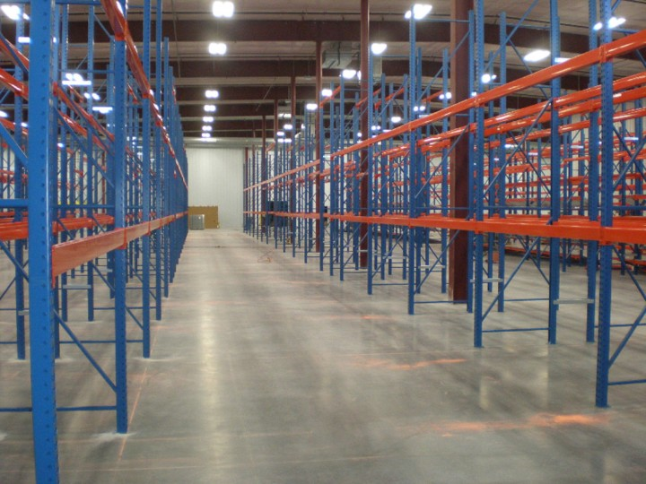 Store Unused Pallet Racking Correctly To Retain Its Value