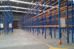 Second Hand Pallet Racking 1