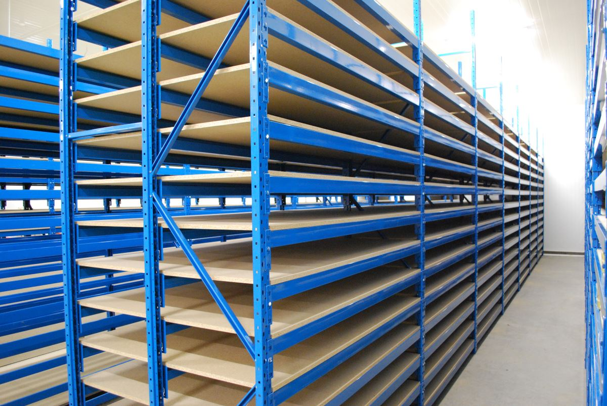 Long Span Shelving Dandenong