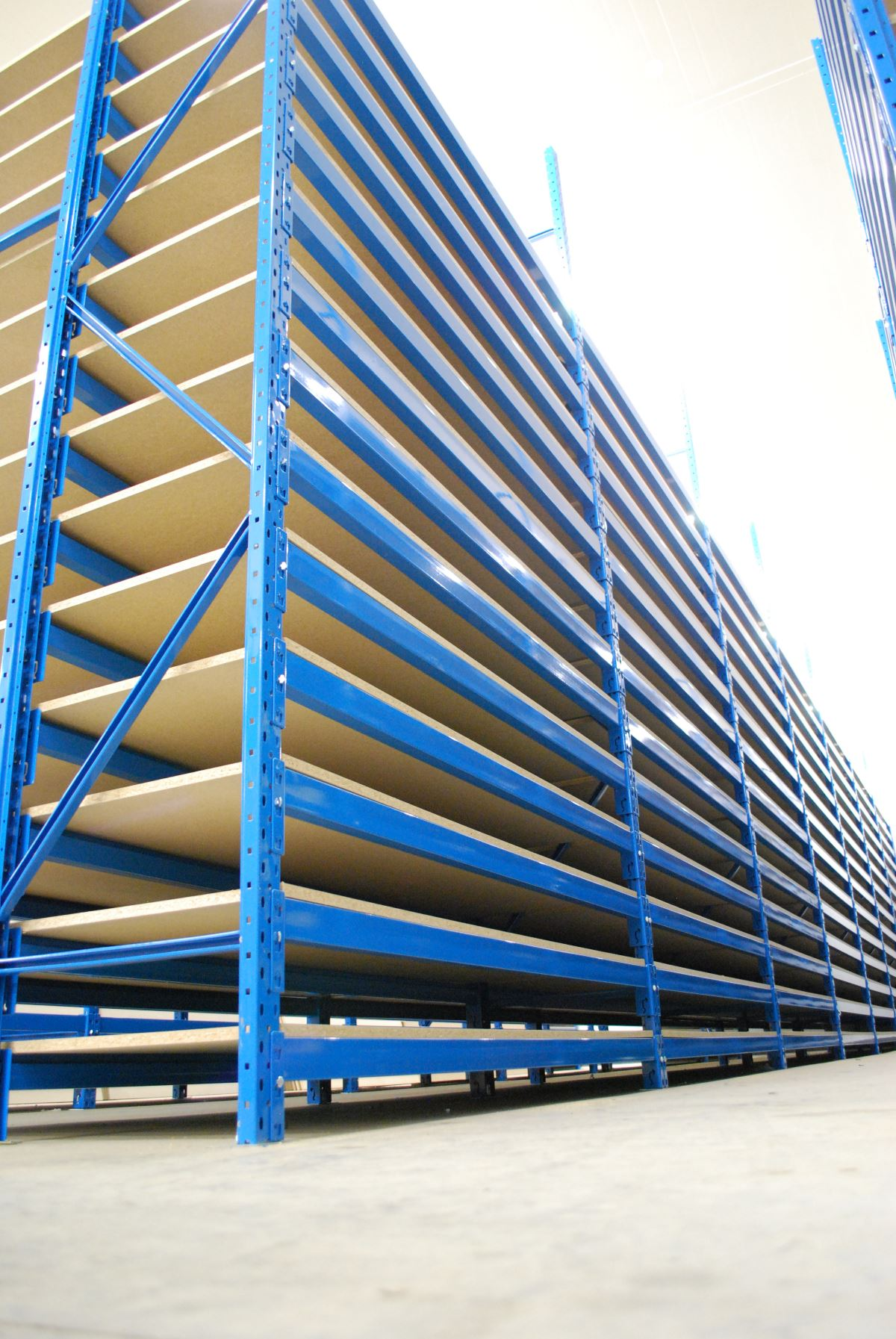 Durable Long Span Shelving Suppliers