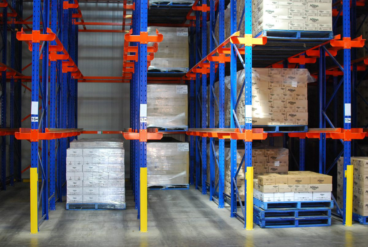 Drive In Pallet Racking 3